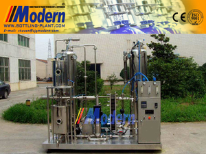 Beverage Carbonation System