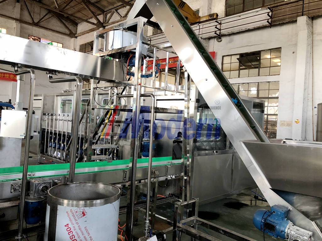 1200BPH 5 Gallon Filling Machine