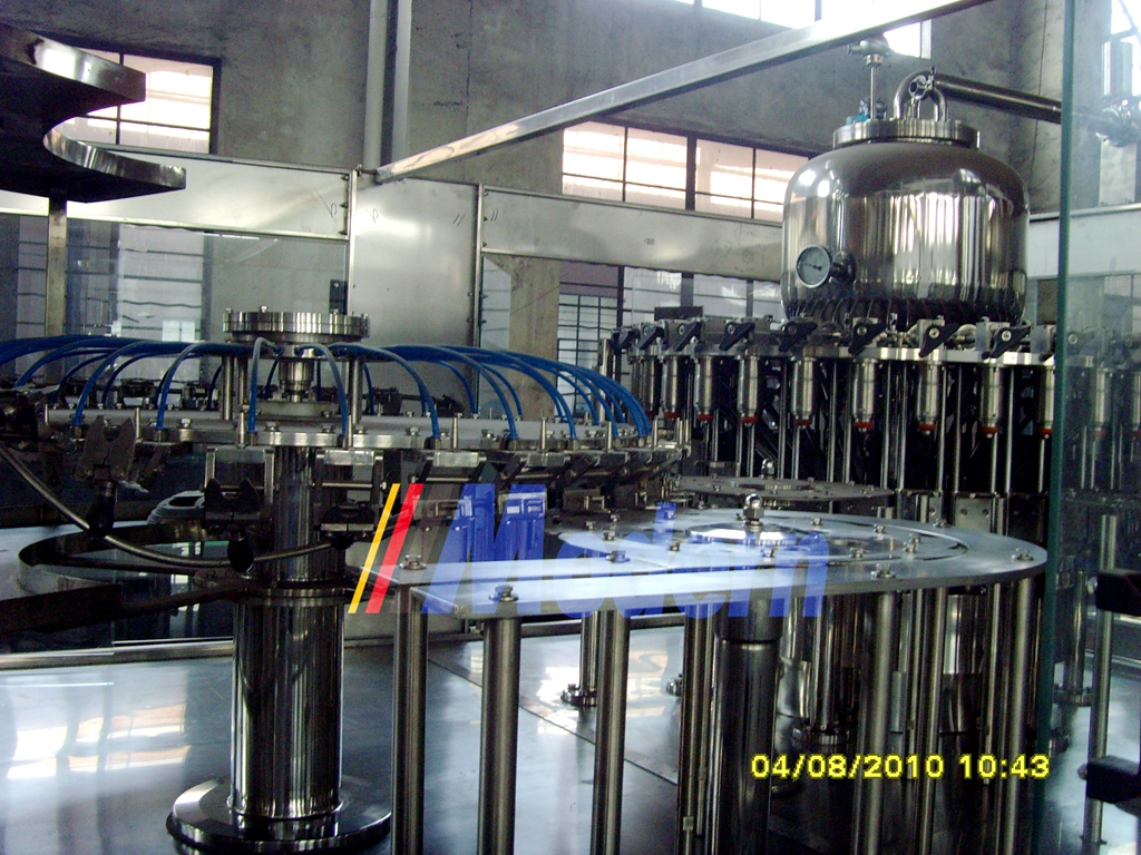 Juice Bottling Machine