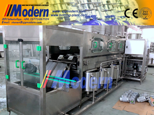 300BPH 5 Gallon Bottling Equipment