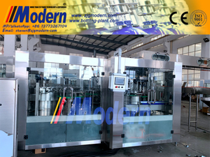 20000BPH Water Bottling Machine