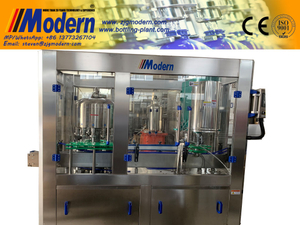 PET Can Filling And Sealing Machine for Juice