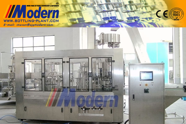 carbonated-drink-filling-machine